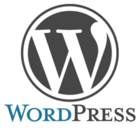 WordPress Logo DS Digital Media Web Design and Development